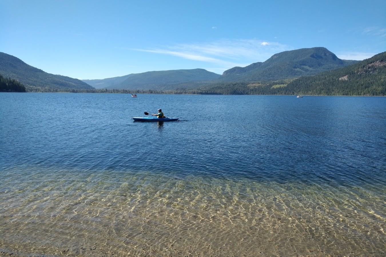 Mabel Lake BC